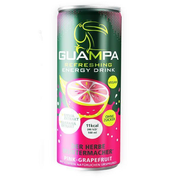 Guampa Energy Grapefruit