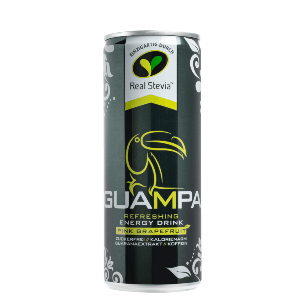 GUAMPA Energy pink grapefruit