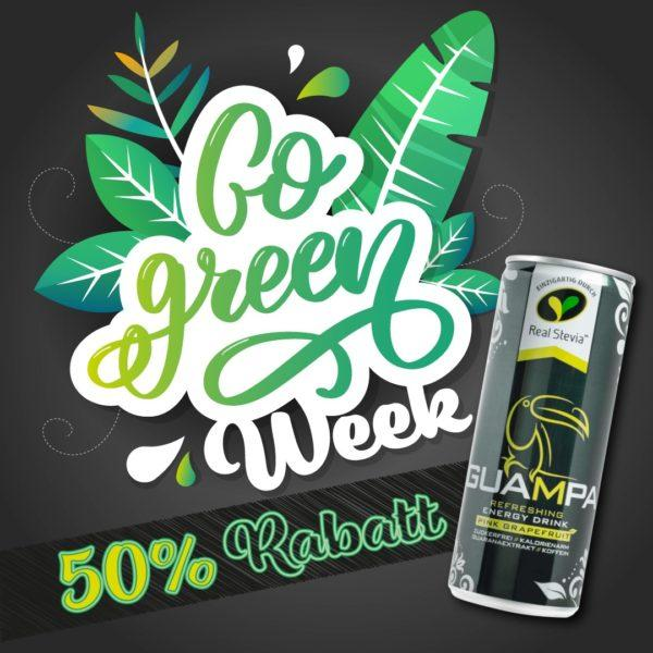 Green Week Guampa 50% Pink Grapefruit Linited edition