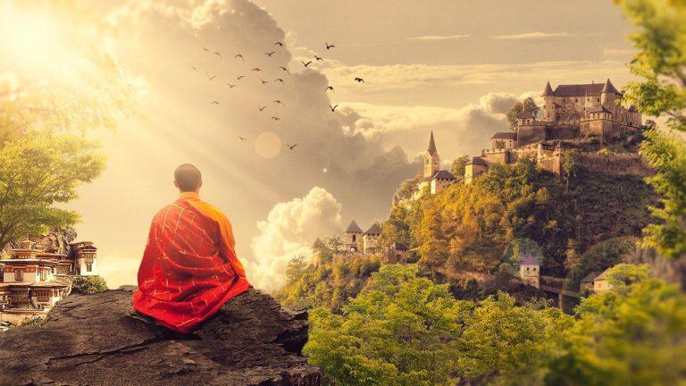 Guampa positive Energie Meditation